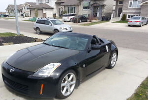 Nissan 350z Convertible! GT Roadster - No Accidents No Liens