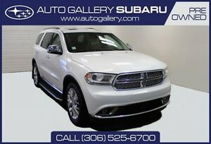 2014 Dodge Durango Citadel PST PAID