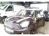 2013 Mini Countryman 1.6 Cooper D 5dr 5 door Hatchback