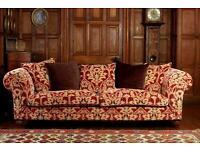 Tetrad Elgar grand sofa