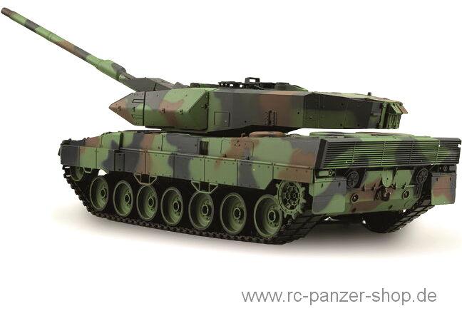 Ferngesteuerter Panzer Leopard 2A6