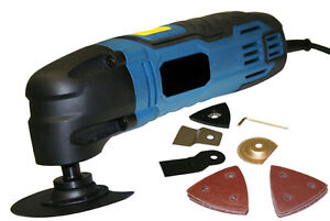 Oscillating Combo Combi Multi Tool Plus & Accessories