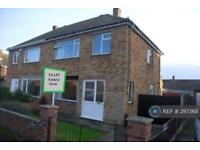 3 bedroom house in Rutland Drive, Grimsby, DN36 (3 bed)