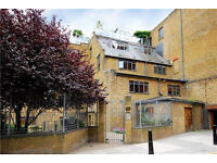 Warehouse Conversion large 2-bed in Aldgate / Tower Hill / facing Goodman's Fields