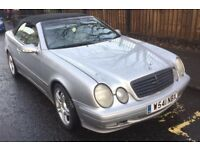 Swap sell or px Mercedes CLK 230