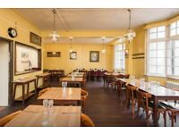 Kitchen Porter for central London restaurant