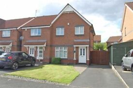 3 Bedroom Semi-Detached House For Rent £650pcm
