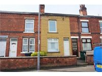2 bed terrace, refurbished house with garden close to Arnold town centre