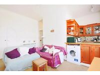 Recently refurbished three bedroom flat in Brook Green moments from Kensington Olympia station