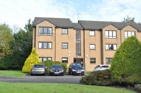 TO LET 2 BED FLAT - SPIERS GROVE, THORNLIEBANK, GLASGOW - CATCHMENT ST NINIAN'S/WOODFARM HIGH SCHOOL