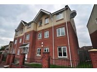 Lovely 3 Bedroom modern flat with secure parking - DSS Welcome