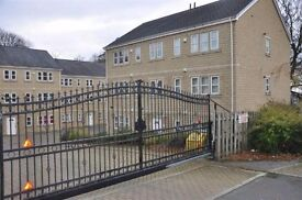 BD9 2 Min walk to BRI - 2 Bed apartment with secure private parking - Gas Central Heating