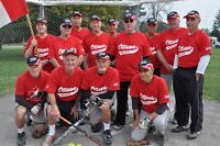 Ottawa Senior Softball Travel Team