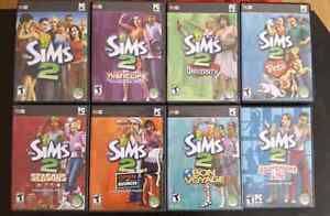 The Sims 2 PC Collection