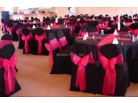 Chair Cover Sashes Event Party Hire
