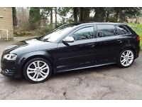 Audi s3 sportback with panoramic roof