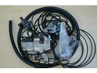 Eberspacher hydronic d3 water heater