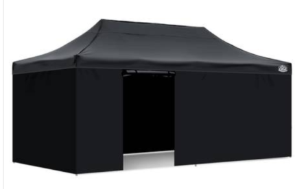 MARQUEE HIRE - 3m x 9m (DELIVERY, INSTALLATION & PICKUP)