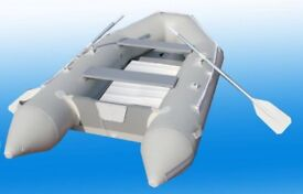 JAGO 320 3.2M INFLATABLE DINGHY / TENDER, ALUMINIUM FLOOR, ALL ACCESSORIES INCLUDED