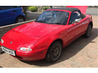 Mazda MX5 Mk1 - Eunos Import 1.6