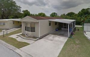 Vacation Mobile Home Tarpon Springs Florida