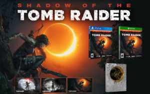 Shadow of the Tomb Raider XBOX ONE STEELBOOK LIMITED