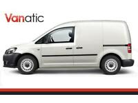 VW Caddy 1.2 TSI ( 84PS ) ( Eu6 ) Startline BMT From £165 Per Mth