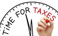 TIME FOR TAX -  CALL ME AT 647 894 2181 TO FILE YOUR TAXES