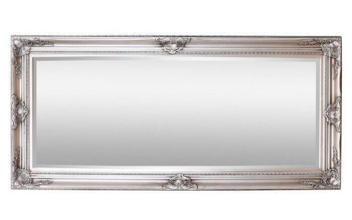 Carved Louis Leaner Mirror 70 X 36 Used