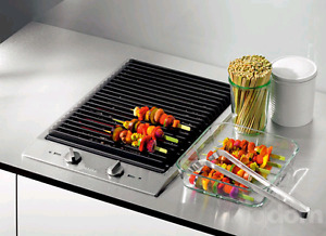 Brand new Miele indoor grill:  CS 1312 BG Kombi Set Grill Ocak