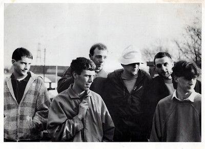 HAPPY MONDAYS - Bristol Bierkeller 19/5/87 live DVD, mega rare. Shaun Ryder
