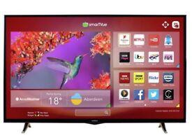 "50"" 4K Hitachi Smart Ultra HDTV"