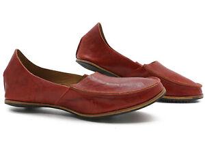 "CYDWOQ Shoes ""Cliff Dweller Thomas in Tibetan Red Size 37"