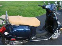 vespa gt250 scooter