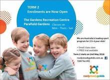 Ready Steady Go Kids - FREE TRIAL PASS Salisbury Salisbury Area Preview