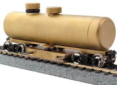 "CMX HO Brass Track Cleaning Car ""Clean Machine""+ pads, syringe MODELRRSUPPLY-com"