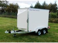 Box trailer wanted Ifor Williams/blue line or similar