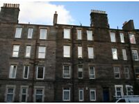 Excellent Furnished Ground Floor 1 Bed Flat in Stewart Terrace, Gorgie