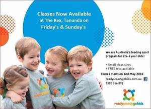 Ready Steady Go Kids Franchise - Northern Adelaide Gawler Gawler Area Preview