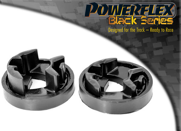 Powerflex Black Lower Engine Mount Large Bush Insert PFF5-207BLK