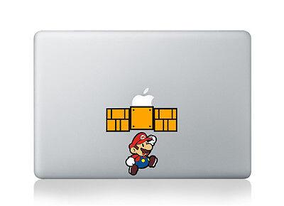 "Super Mario Sticker Viny Decal for Laptop and Macbook Air/Pro/Retina 13""15""17"""