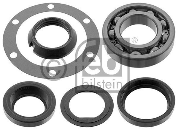 Wheel Bearing Kit Heckflosse S-Class Pagode W113 C123 1113500068S1 Rear 05423