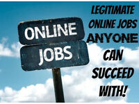 Work From Home Completing Simple Online Tasks - Part time online Market Research