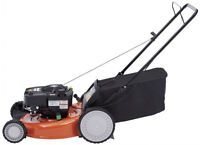 Columbia Push Mower