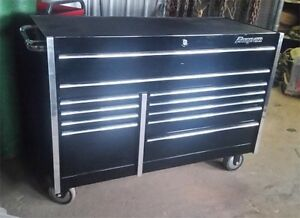 SnapOn Toolbox - like new