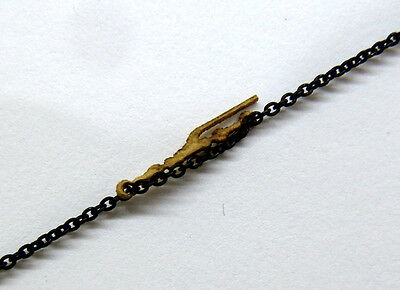 HO 1:87 Scale Lever Style Chain Binders for Flatcar & Truck Loads - 110103