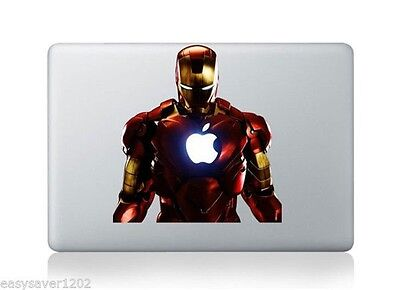 "Cool Mac Sticker Decal Vinyl Cover for Apple Macbook Pro Retina Air 13"" Laptop"