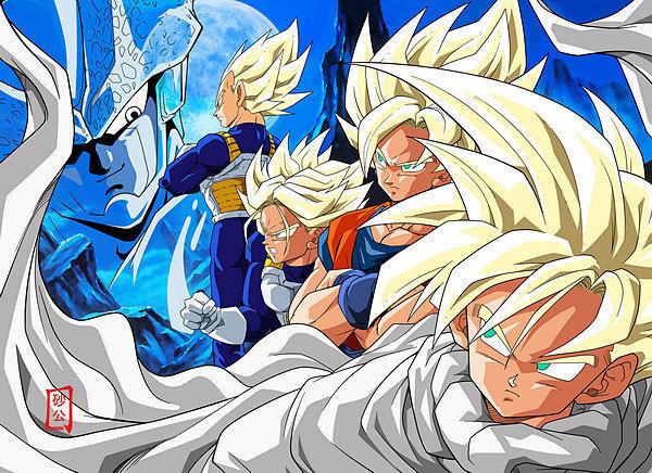 Son-Goku, Chichi und Co. - die wichtigsten Charaktere der Anime-Serie Dragonball Z