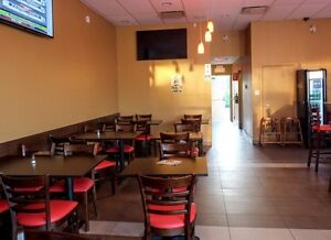RESTAURANT FOR LEASE - WITH LIQUOR LICENSE - FULLY FURNISHED
