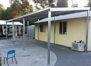 new  flat carport  3 x 9 $ 1450 or 3 x 12 $ 1900 Thomastown Whittlesea Area Preview